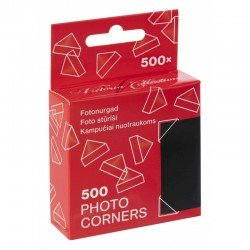 Victoria Collection photo corners 500pcs