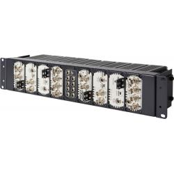 Streaming, Podcast, Broadcast - DATAVIDEO RMK-2 2U RACK W POWERDISTR. FOR 8 DAC UNITS RMK-2 - quick order from manufacturer