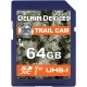 Memory Cards - DELKIN TRAIL CAM SDXC (V30) R100/W50 64GB DDSDTRL-64GB - quick order from manufacturer