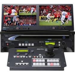 Video mixer - DATAVIDEO GO-KMU-STUDIO KMU-100 SWITCHER W STREAMING & MONITORS GO-KMU-STUDIO - быстрый заказ от производителя
