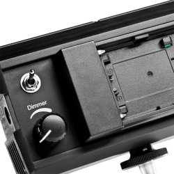 LED uz kameras - Walimex pro LED 192 gaisma Nr.17577 - ātri pasūtīt no ražotāja