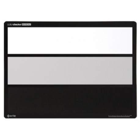 Balansa kartes - X-Rite ColorChecker Grey Scale Balance Card (3 step) M50103 - perc šodien veikalā un ar piegādi