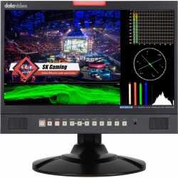 LCD monitori filmēšanai - DATAVIDEO TLM-170V MONITOR W WFM/VECTOR SCOPE (DESKTOP) TLM-170V - ātri pasūtīt no ražotāja