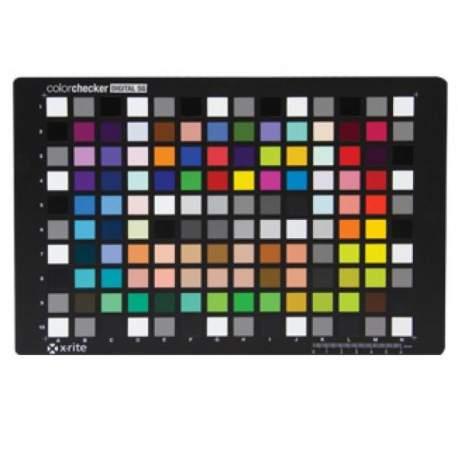 Balansa kartes - X-Rite Digital ColorChecker SG MSDCCSG - ātri pasūtīt no ražotāja