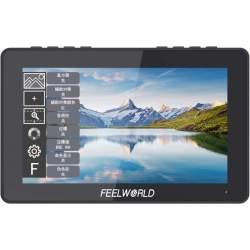 LCD monitori filmēšanai - FEELWORLD MONITOR F5 PRO 5,5 F5 PRO - perc šodien veikalā un ar piegādi