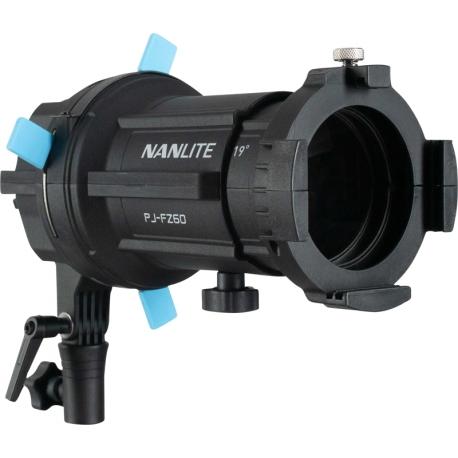 Свет - аксессуары - NANLITE PJ-FZ60-19 PROJECTOR MOUNT PJ-FZ60-19 - быстрый заказ от производителя