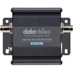 Converter Decoder Encoder - DATAVIDEO VP-781 HD/SD SDI +INTERCOM REPEATER VP-781 - quick order from manufacturer