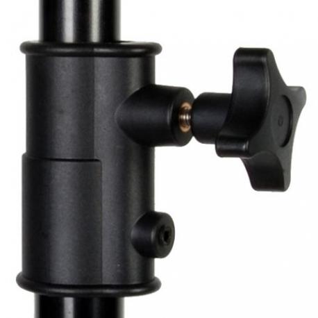 Fonu turētāji - Falcon Eyes fona sistēma SPK-2 ar 2 papīra foniem Black/White 1,38x11 m 296813 - ātri pasūtīt no ražotāja