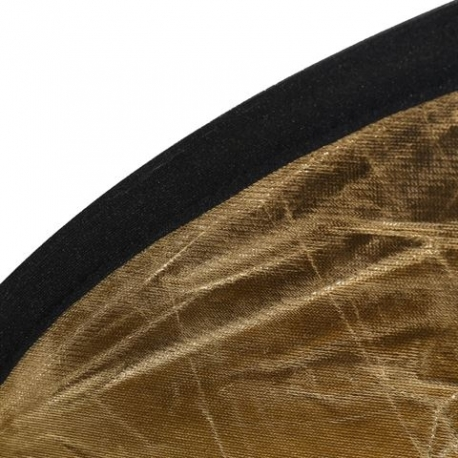 Foldable Reflectors - Linkstar Reflector 2 in 1 R-6090GS Gold/Silver 60x90 cm - quick order from manufacturer