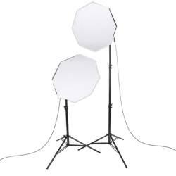 Video dienas gaismas - StudioKing Daylight Kit PK-SB608K 2x85W - ātri pasūtīt no ražotāja