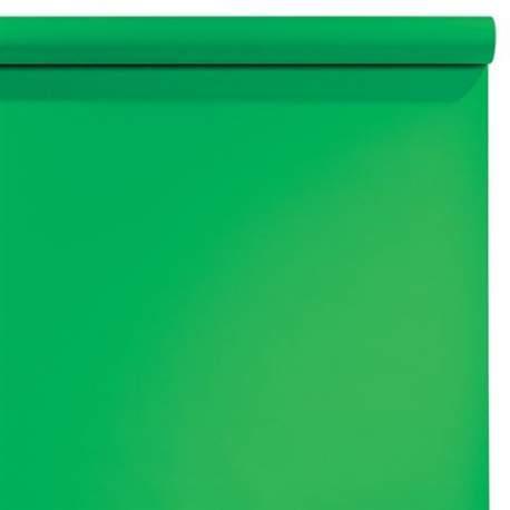 Foto foni - Linkstar Background Roll 46 Chroma Green 2.75 x 25 m - ātri pasūtīt no ražotāja