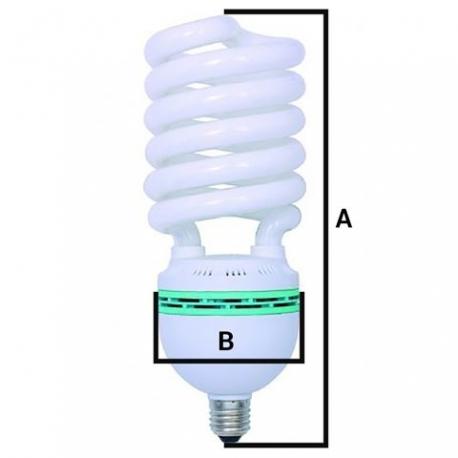 Запасные лампы - Linkstar Daylight Spiral Lamp E27 85W - быстрый заказ от производителя