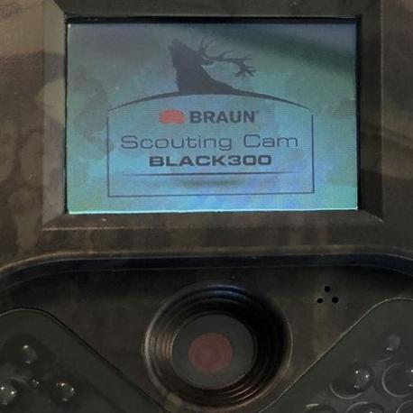 Видеокамеры - Braun Wild Camera Black300 - быстрый заказ от производителя