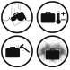 Кофры - Explorer Cases 1908 Black 216x180x102 - быстрый заказ от производителя