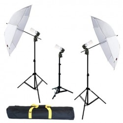 Video dienas gaismas - Falcon Eyes Daylight Set 3x45W - ātri pasūtīt no ražotāja