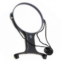Увеличительные стекла/лупы - Carson Necklace Loupe 2x130mm HF-66 with LED - быстрый заказ от производителя