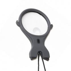 Palielināmie stikli - Carson Necklace Loupe 2,5/4,5x70mm LK-30 with LED - ātri pasūtīt no ražotāja