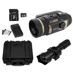 Nakts redzamība - SiOnyx Digital Color Night Vision Aurora Pro Explorer Kit - ātri pasūtīt no ražotāja