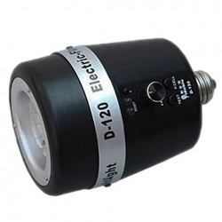 Studio Flashes - StudioKing Slave Flash D-120 E27 120Ws - quick order from manufacturer