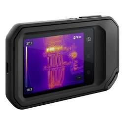 Termiskais attēls - FLIR C5 Compact Professional Thermal Camera - ātri pasūtīt no ražotāja