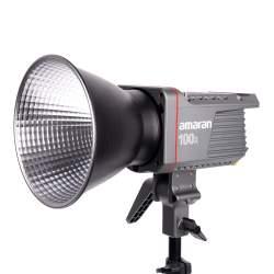 LED Monobloki - Amaran 100x Bi-Color LED lukturis COB S-type - perc šodien veikalā un ar piegādi