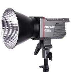 LED Monobloki - Amaran 200x bi-color LED COB 200W light S-type - perc šodien veikalā un ar piegādi