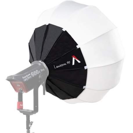 Softboksi - Aputure Lantern 90 Omnidirectional Soft Light Modifier - perc šodien veikalā un ar piegādi