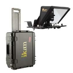 Teleprompter - Ikan Elite Universal Tablet, iPad & iPad Pro Teleprompter Travel Kit (Version 2) (PT-ELITE-PRO2-TK) - ātri pasūtīt no ražotāja