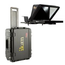 Teleprompter - Ikan PT4200 Professional 12inch Portable Teleprompter Travel Kit (PT4200-TK) - ātri pasūtīt no ražotāja