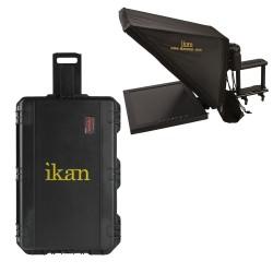 Teleprompter - Ikan PT3700 17inch Teleprompter & Hardcase Travel Kit (PT3700-TK) - ātri pasūtīt no ražotāja