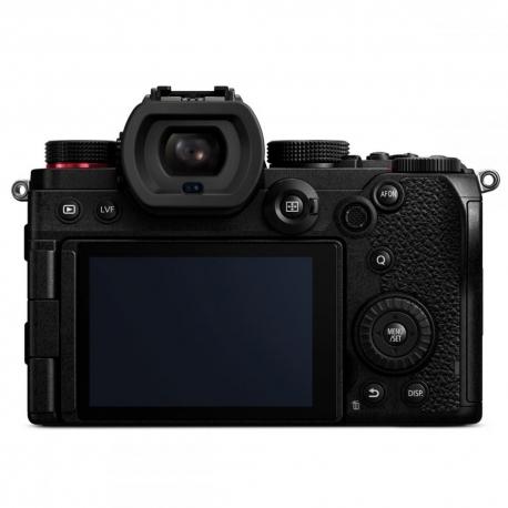 Bezspoguļa kameras - Panasonic Lumix S5 Body (DC-S5E-K) - perc šodien veikalā un ar piegādi