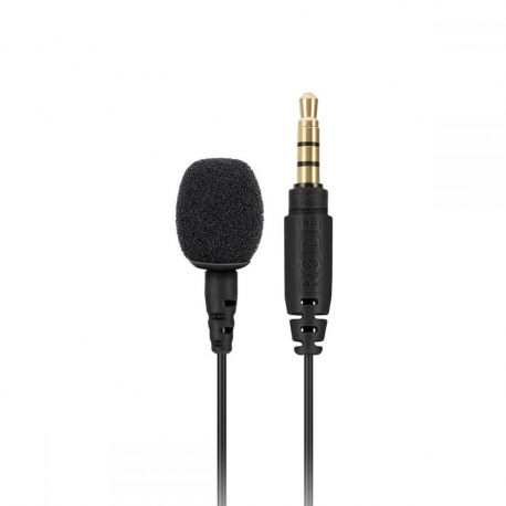 Mikrofoni - Rode microphone Lavalier GO - perc šodien veikalā un ar piegādi