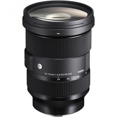 Objektīvi - Sigma 24-70mm F2.8 DG DN [A] L-Mount 578969 - ātri pasūtīt no ražotāja