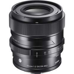 Objektīvi - Sigma 65mm F2.0 DG DN lens (Contemporary) Sony E 353965 - perc šodien veikalā un ar piegādi
