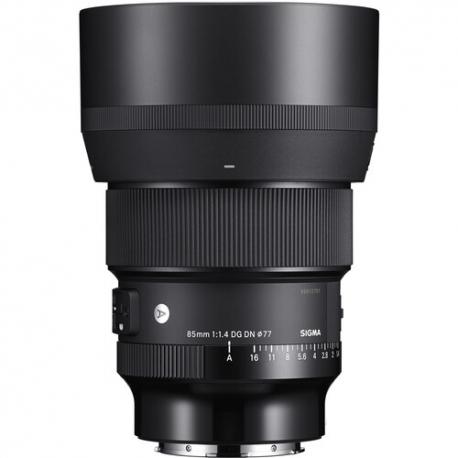 Objektīvi - Sigma 85mm F1.4 DG DN for L-mount [Art] 322969 - ātri pasūtīt no ražotāja