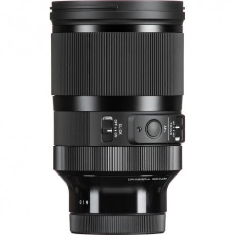 Objektīvi - Sigma 35mm F1.2 DG DN Leica L [ART] 341969 - ātri pasūtīt no ražotāja