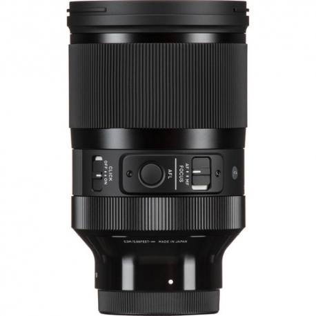 Objektīvi - Sigma 35mm F1.2 DG DN Sony E-mount [ART] 341965 - ātri pasūtīt no ražotāja