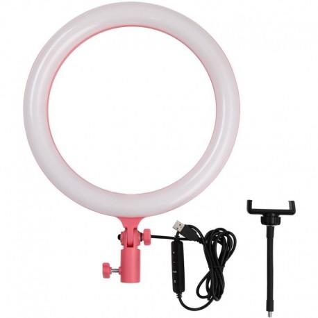 Gredzenveida LED lampas - Godox LR-120P LED ring light - perc šodien veikalā un ar piegādi