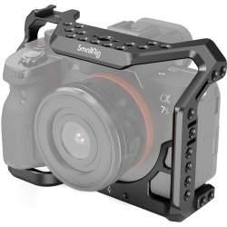 Plecu turētāji / Rig - SMALLRIG 2999 CAMERA CAGE FOR SONY A7S III 2999 - ātri pasūtīt no ražotāja