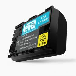 Kameru akumulatori - Newell LP-E6NH Battery R5 R6 Canon - perc šodien veikalā un ar piegādi