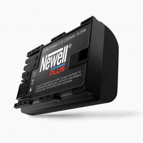 Kameru akumulatori - Newell Plus battery LP-E6NH R5 R6 Canon - perc šodien veikalā un ar piegādi