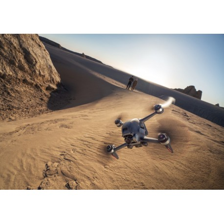 Multikopteri - DJI DRONE FPV COMBO - perc šodien veikalā un ar piegādi