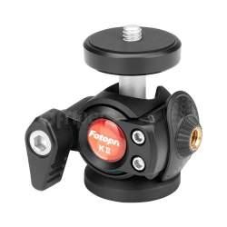 Головки штативов - Fotopro KII ball head - black - купить сегодня в магазине и с доставкой