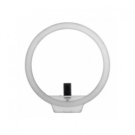 Gredzenveida LED lampas - YongNuo YN-608 LED gredzenveida dimējama bi-color lampa - 36W / 3200K-5500K - perc šodien veikalā un ar piegādi