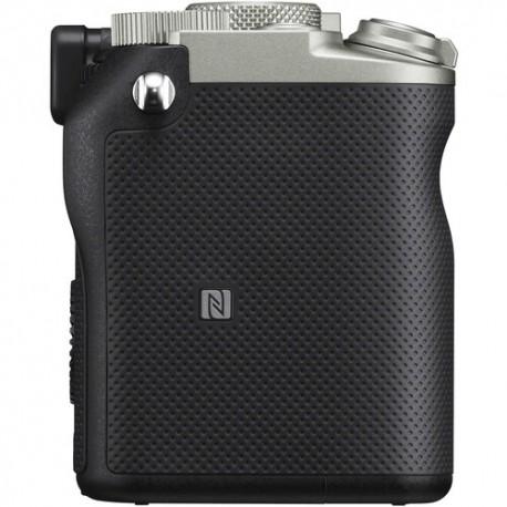 Bezspoguļa kameras - Sony A7C 28-60mm Silver ILCE-7CL/S α7C Alpha 7C - ātri pasūtīt no ražotāja