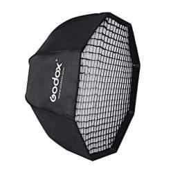 Softboksi - Godox SB-GUE95 Umbrella style softbox with bowens mount Octa 95cm - купить сегодня в магазине и с доставкой
