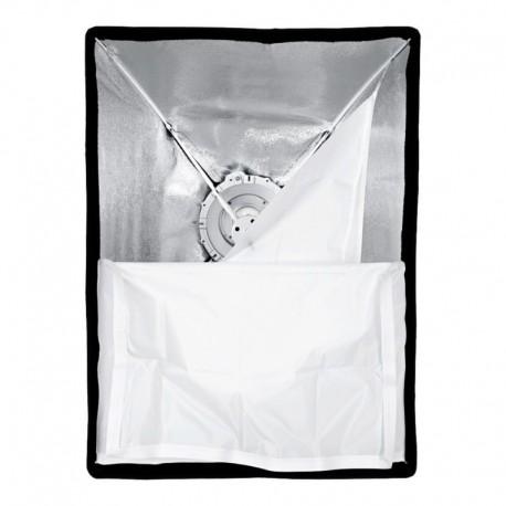 Softboksi - Godox SB-GUSW6090 Umbrella style grid softbox with bowens mount 60x90cm - perc šodien veikalā un ar piegādi