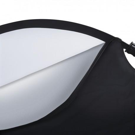 Walimex pro 5in1 reflector wavy comfort Ø80cm