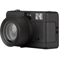 "Filmu kameras - Lomography Camera ""Fisheye One"" All Black (135 format) - perc šodien veikalā un ar piegādi"
