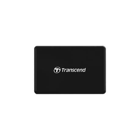 TRANSCENDCARDREADERRDC8ALL-IN-ONEUSB31(USBTYPE-C)TS-RDC8K2